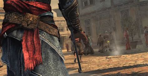hook blade assassin s creed revelations introduces the hook blade