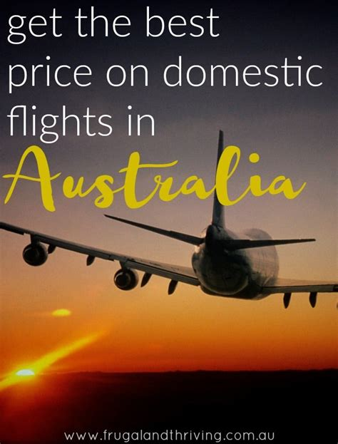 how to get the best price on domestic airfares in australia