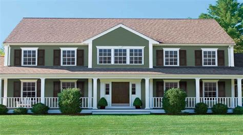 vinyl siding colors on houses pictures houses with green vinyl and white trim vinyl siding