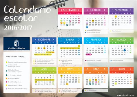 Calendario Escolar Cantabria 2016 Calendario Y Horarios