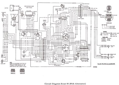 1973 scout ii wiring diagram wiring diagram and schematics