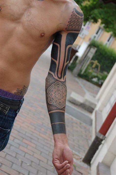 tattoo arm ideas man 40 unique arm band tattoo designs