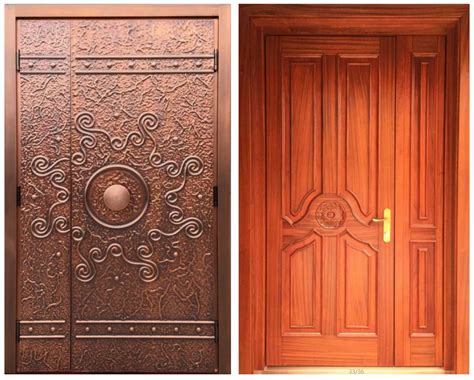 Cooper Door by Copper Doors Exterior Copper Doors