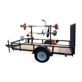 Trimmer Rack Plans by Shop Carry On Trailer 14 In Trimmer Rack At Lowes