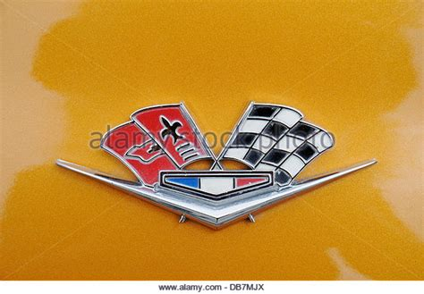 vintage corvette logo chevrolet logo stock photos chevrolet logo stock