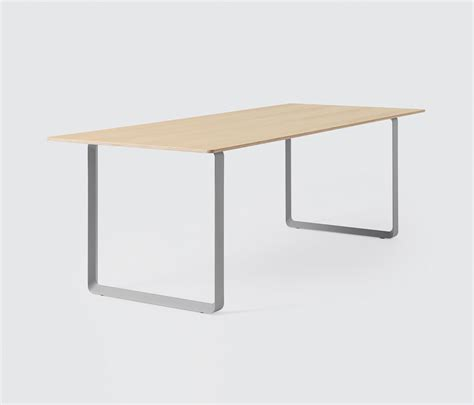 70 70 Dining Table Large Canteen Tables From Muuto 70 Dining Table