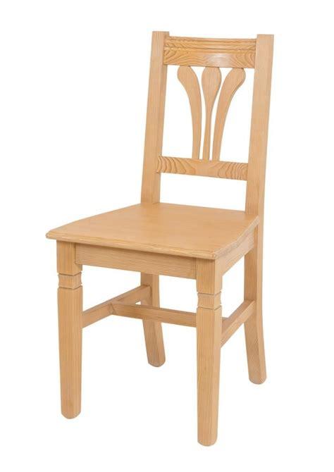 stuhl massiv stuhl fichte massiv gewachst oder lackiert