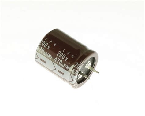 condensador electrolitico 470uf 200v capacitor 470uf x 200v 28 images kmh200vnsn471m22x40 ucc capacitor 470uf 200v aluminum