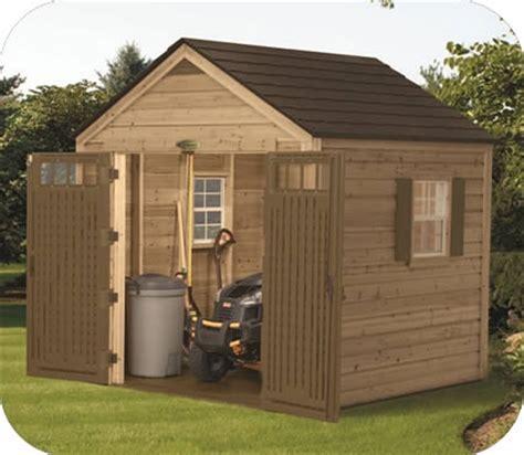 suncast  american hybrid wood  resin shed kit wrs