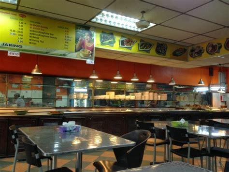 restoran jaring  sentiasa dikunjungi azie kitchen