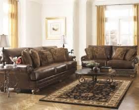 Black Brown Living Room Furniture Furniture Cool Dark Brown Ashley Furniture Sectional