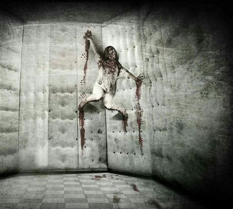 description of a haunted room diy haunted house decor scary inspired by the the ring description from