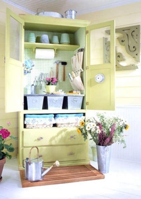 practical garden shed storage ideas digsdigs