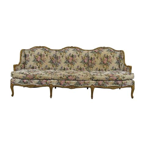 floral loveseats sofas buy floral sofa quality used furniture