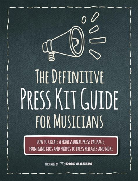 band press kit template what is the purpose of a band press kit disc makers