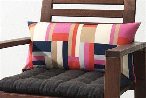 ikea cuscini esterno oltre 25 fantastiche idee su cuscini per esterni su