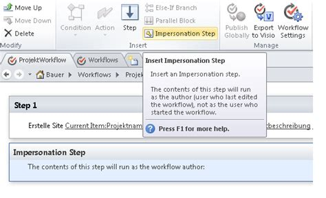 sharepoint workflow permissions shareplex set list item permission in sharepoint designer