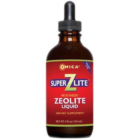 Zeolite Detox Reviews by Z Lite Zeolite Liquid Free 118gms By