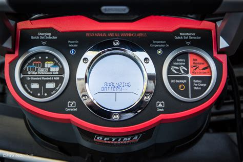 digital battery optima digital battery charger and maintainers review