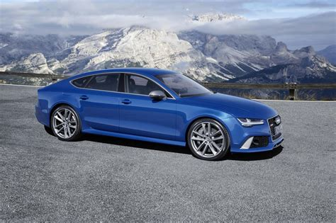 Rs7 Audi by Audi Rs6 And Rs7 Get Even Faster With New Performance