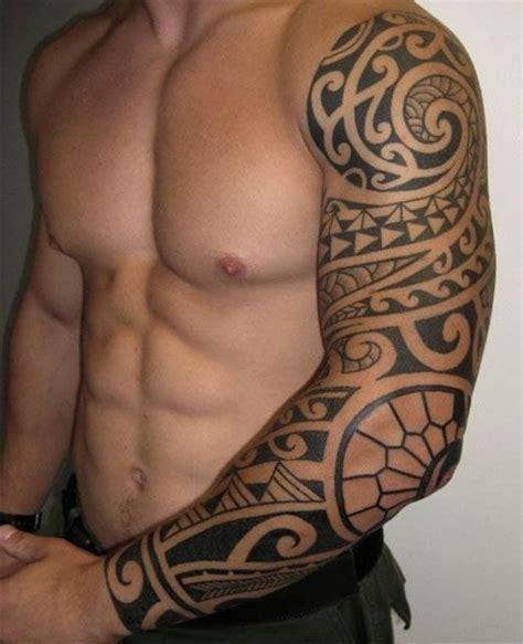 tatuajes tribales para hombres y 85 im 225 genes