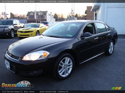 2010 chevrolet impala ltz 2010 chevrolet impala ltz black photo 2