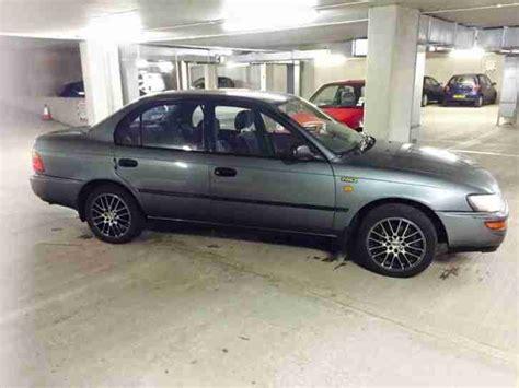 toyota corolla gli 1993 toyota 1993 corolla gli green car for sale