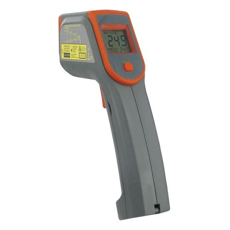 Thermometer Infrared Laser infrared thermometer with laser farmtek