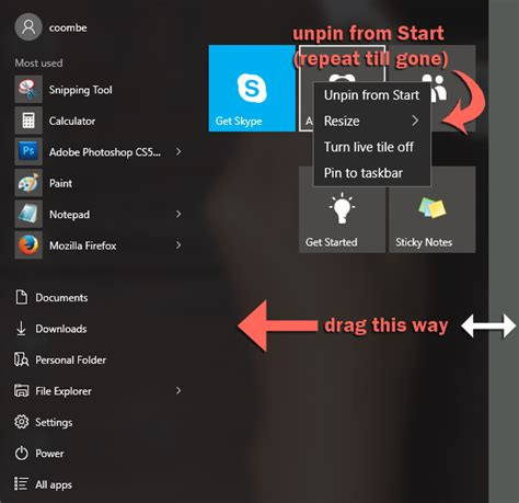 get rid of search bar windows ten on top of screen how to get rid of bing search on windows 10
