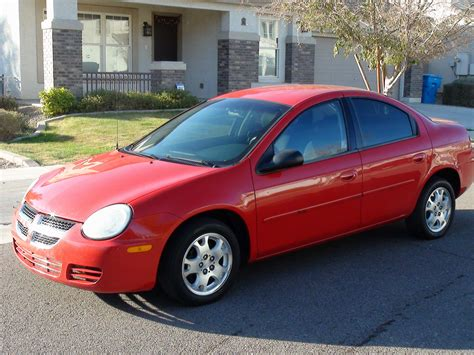 2005 dodge neon autos post