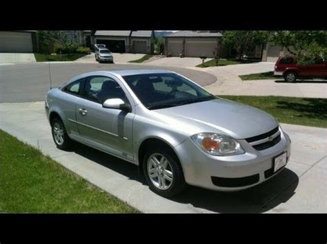 chevy cobalt lt coupe reviewwalkaround youtube