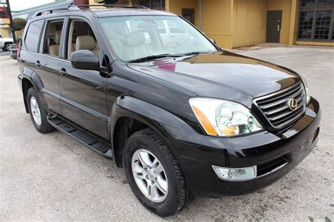 lexus suv 2003 interior 2003 lexus gx 470 4dr 4wd suv in tx direct