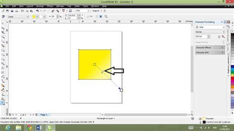membuat poster dengan corel draw x3 cara menggunakan corel zeichnen 12 serien