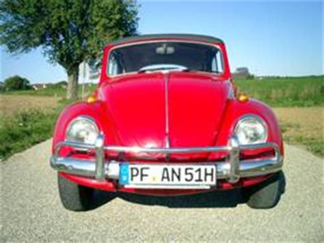 Schonbez Ge Auto Oldtimer by Vw K 228 Fer Cabrio Rot 1968