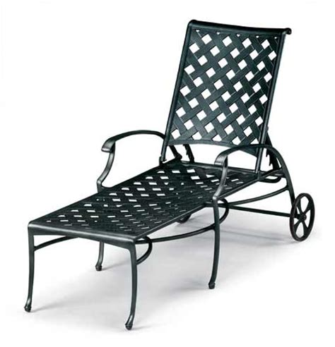 telescope chaise lounge pool furniture supply chaise lounge cast aluminum
