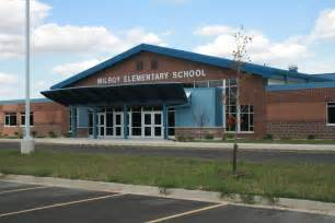 milroy elementary school
