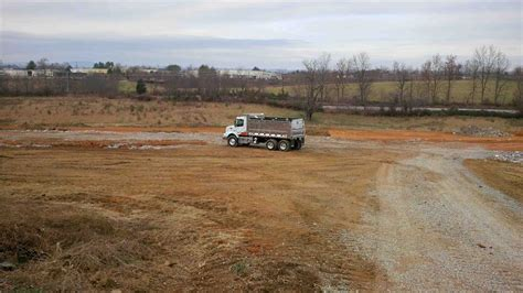 volvo trucks virginia volvo building off road track at virginia truck plant to