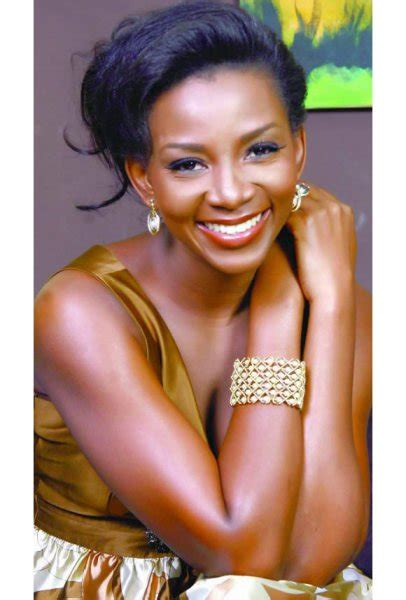 ovation magazine for latest style 2016 genevieve nnaji on ovation magazine