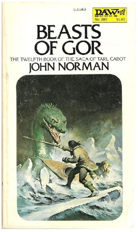Rogue Of Gor Gorean Saga by Beasts Of Gor By Norman Isbn 0 7592 1125 6