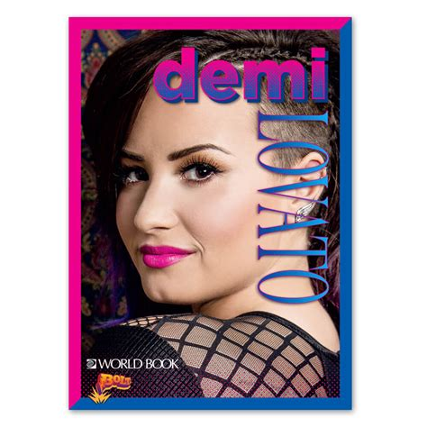book of demi lovato demi lovato paperback world book
