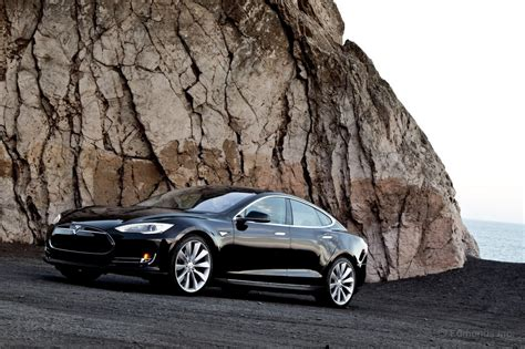 Tesla Aerodynamics Car And Driver Says Tesla S Model S Is The Most