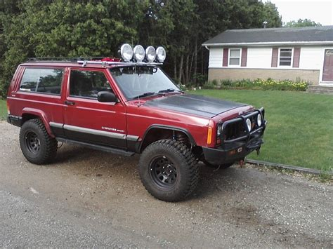 Baja Inspired Light Bar Page 2 Jeep Cherokee Forum