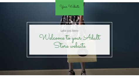 Adult Store Website Templates Godaddy Godaddy Store Templates