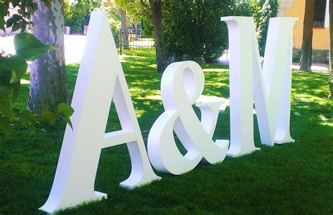 decoracion de letras de madera para boda letras grandes para bodas letras gigantes bodas letras