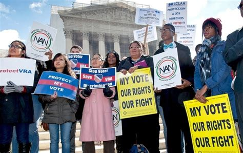 Section 5 Of Voting Rights Act by Breaking News Scotus Strikes Section 5 Of The Voting