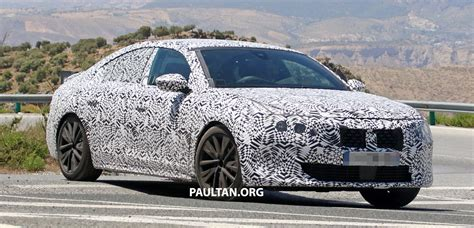 peugeot 508 interior 2017 spied next gen peugeot 508 first look at the interior