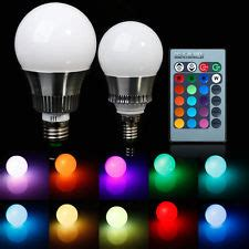 led light bulbs that change color 5w color changing led bulb ebay