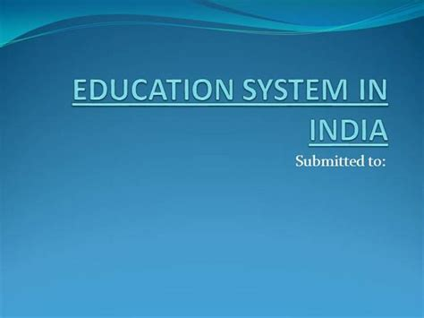 thesis on education in india essay on present educational system in india in hindi