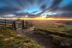 Landscape Photography Uk On Mam Tor In The Peak District Pictures