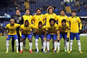 Soccer Team Kora2014 The Brazil Soccer Team 2013
